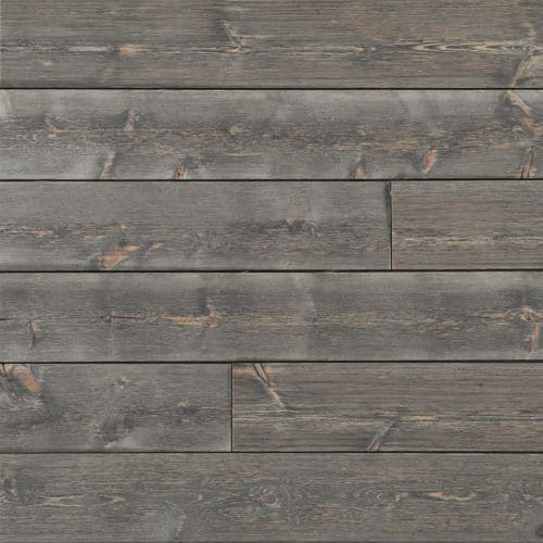 Barnwood Square Edge - Natural Gray