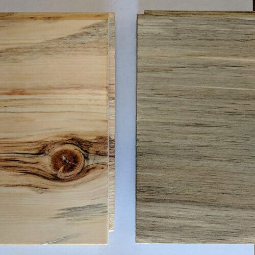 Wood T&G Micro-Bevel - Beetle Kill Pine (aka Blue Pine) - End Matching