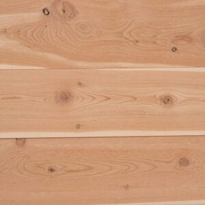 Douglas Fir T&G Micro-Bevel - Natural Clear Coat (Wire Brushed)