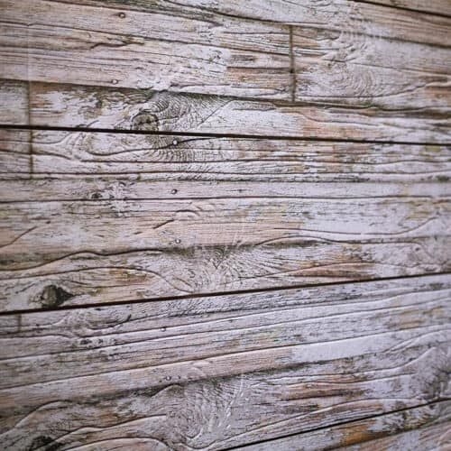 MDF Ceiling & Wall Planks - Faux Wood - Old Paint