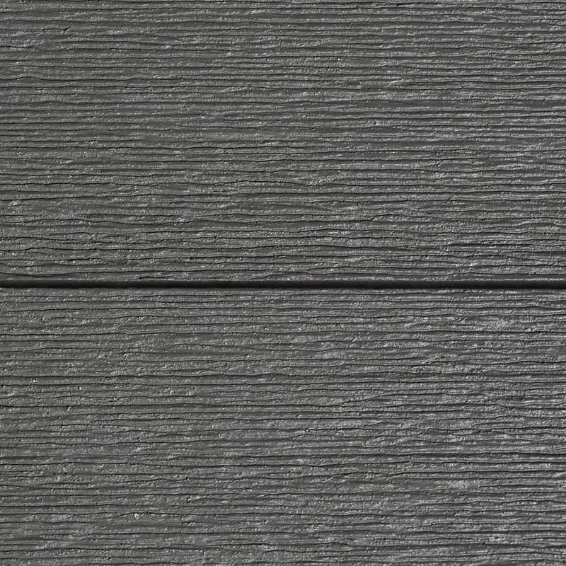 MDF Ceiling & Wall Planks - Pre-Painted - Gray Wood Grain