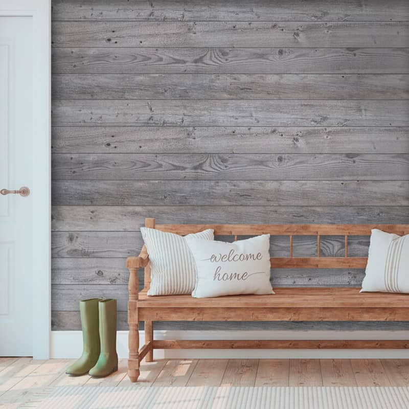 MDF Ceiling & Wall Planks - Faux Wood - Vintage Ranch