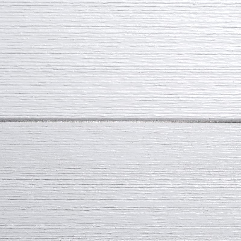 MDF Ceiling & Wall Planks - Pre-Painted - White Wood Grain