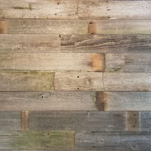 Wood Ceiling & Wall Planks - Reclaimed Wind Fence