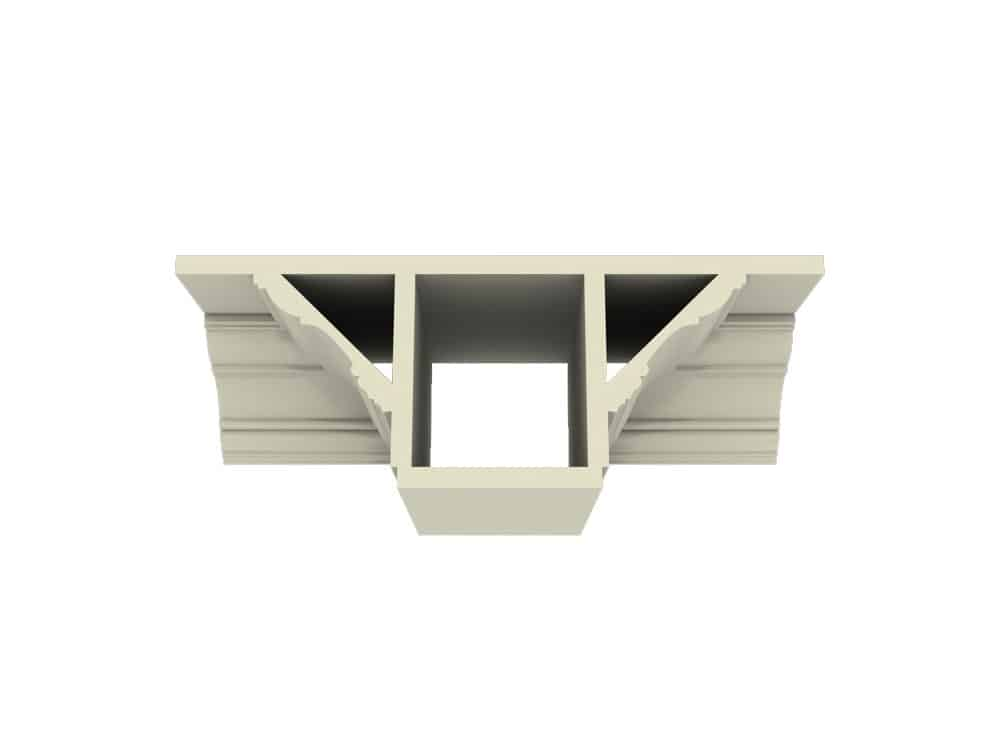 Ceiling beam ideas box beams shallow beams exposed for Box beam ceiling